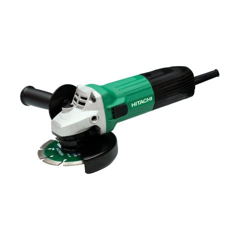 Hitachi G12STA (S) Smerigliatrice 115mm 600W con Disco Diamantato