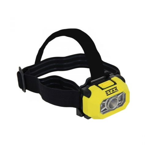 Torcia frontale da testa Headlamp STAK Atex - 100/200 Lm Focus Light
