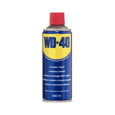 Lubrificante Spray WD40 Multifunzione 400 ml